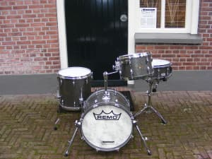 Remo Mastertouch Jazz set