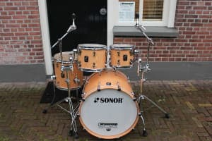 Sonor Prolite Maple set Naturel