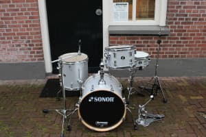 Sonor Safari set Gelaxy Sparkle