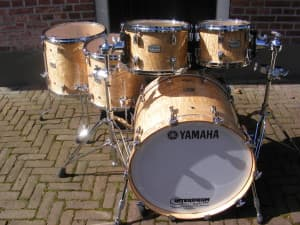 Yamaha PHX Maple Phoenix Naturel Wood